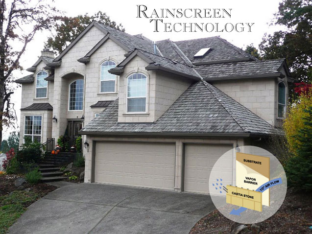 Rainscreen Technology